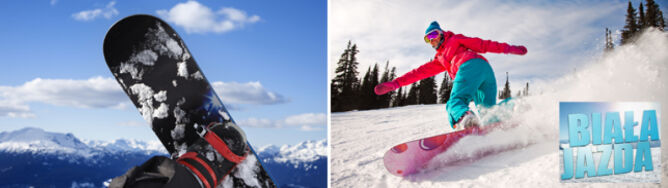 Jak skompletować sprzęt snowboardowy?