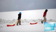 Sanki, narty, biegówki. W Alpach sezon w pełni