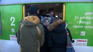 Koniec horroru w Zielonce? Dodatkowy pociąg, zmiana rozkładu