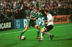 Legia-Rosenborg 1995: od 3:1 do 0:4