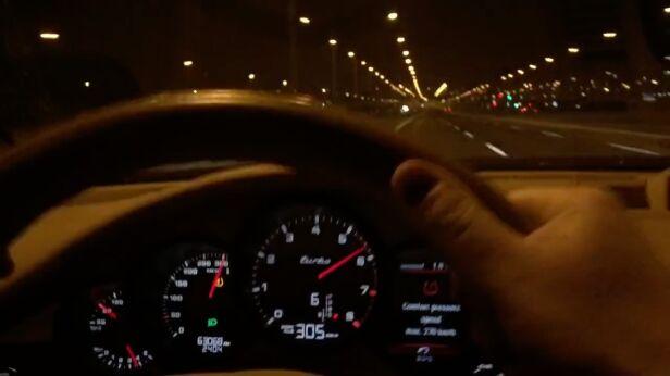 Ponad 300 km/h na trasie S79 youtube.com