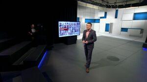 """""""Czas decyzji"""" w niedzielę z nowego studia TVN24"""