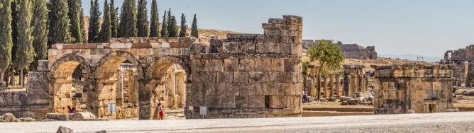 Wrota piekieł odkopane w Turcji