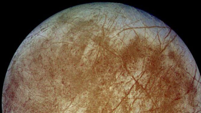NASA zbada Europę. <br />Na lodowy księżyc poleci sonda