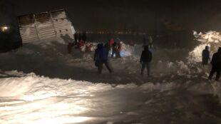 W pobliżu Norylska w Rosji zeszła lawina. Nie żyją trzy osoby, w tym dziecko