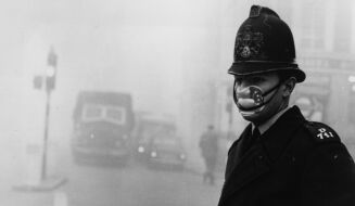 """Złe powietrze zabija szybko. """"W ciągu paru dni do kilkunastu tysięcy ludzi"""""""
