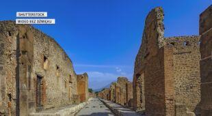 Widoki z Pompejów
